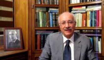 پیام تسلیت رئیس هیئت اجرائیه جبهه ملی ایران به دکتر راسخ افشار