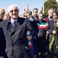دکترسید حسین موسویان : رئیس هیئت رهبری-اجرایی و رییس شورای مرکزی جبهه ملی ایران