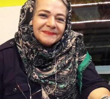الهه امیرانتظام عضو شورای مرکزی جبهه ملی ایران و مشاور هیئت رهبری- اجرایی